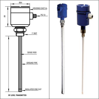 capacitance type level transmitter pdf